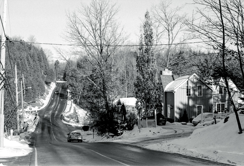 Main St. Into West Credit Valley