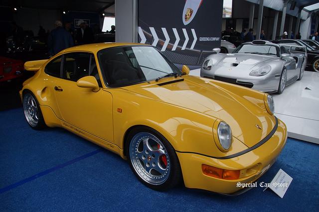 1993k Porsche 964 Turbo S Leichtbau