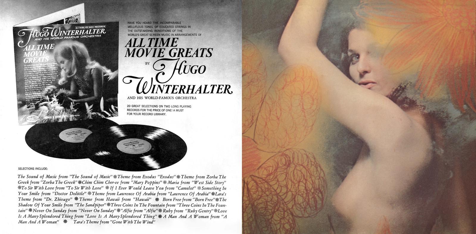 Hugo Winterhalter - Romanceable and Danceable