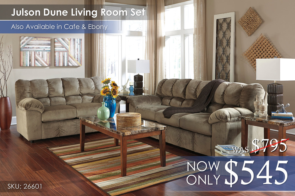 Julson Dune Living Room Set 26601