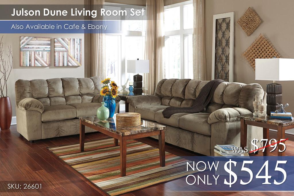 Julson Dune Living Room Set 26601