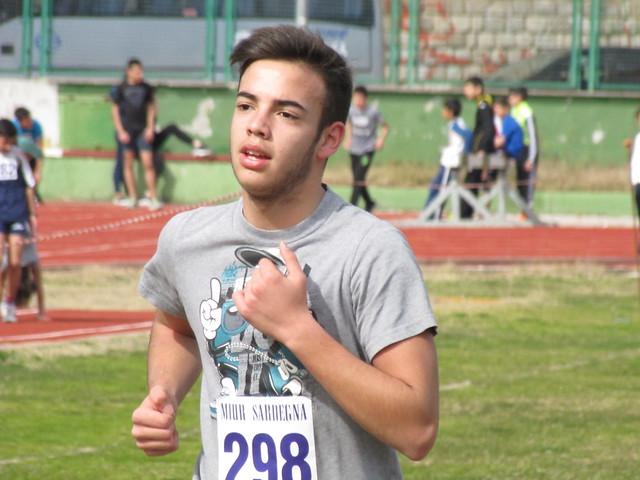 2017 02 23 Nuoro - Campestre scolastica provinciale