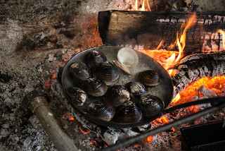 Cooking Clams | by goingslowly