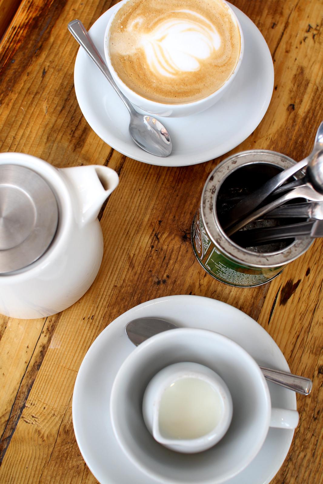 Brunch review top Edinburgh restaurants Milk Cafe lifestyle travel blogger UK
