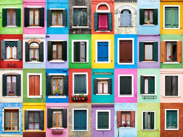 """Inspiração: """"Windows of the World"""""""