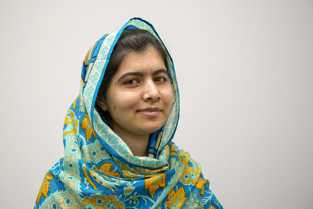Malala Yousafzai: Education for girls