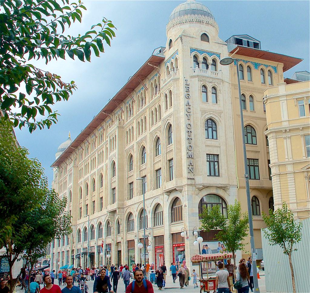 Legacy Ottoman Hotel Istanbul Turkey Mark Morgan Flickr