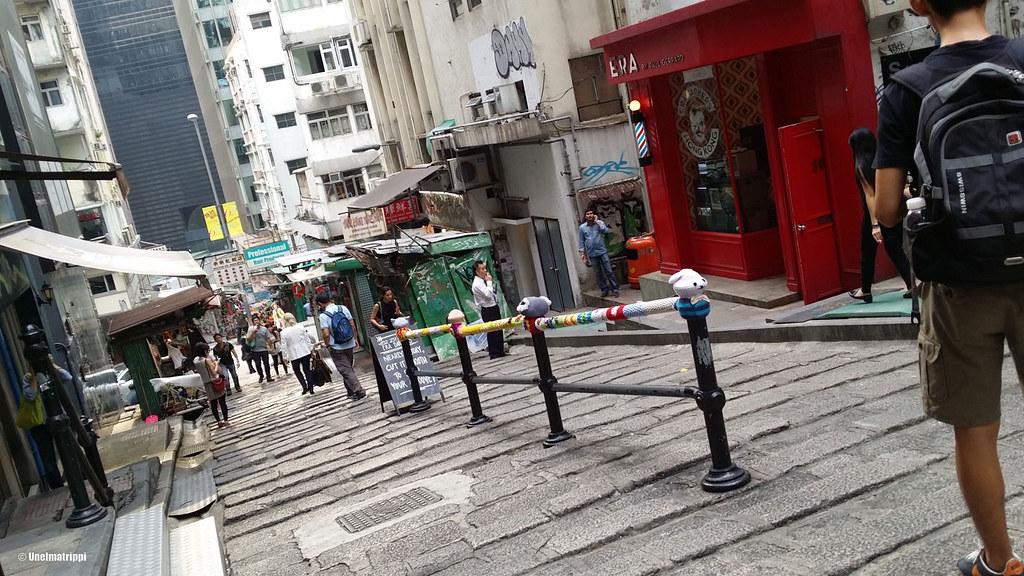 Soho, Hongkong