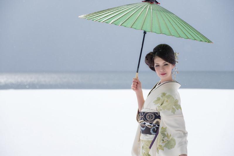 I will come with snow ( Cocoro Kusano )