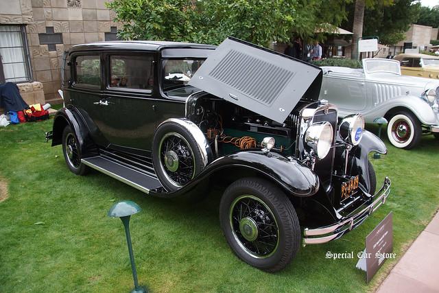 1931 Nash Model 887 Sedan