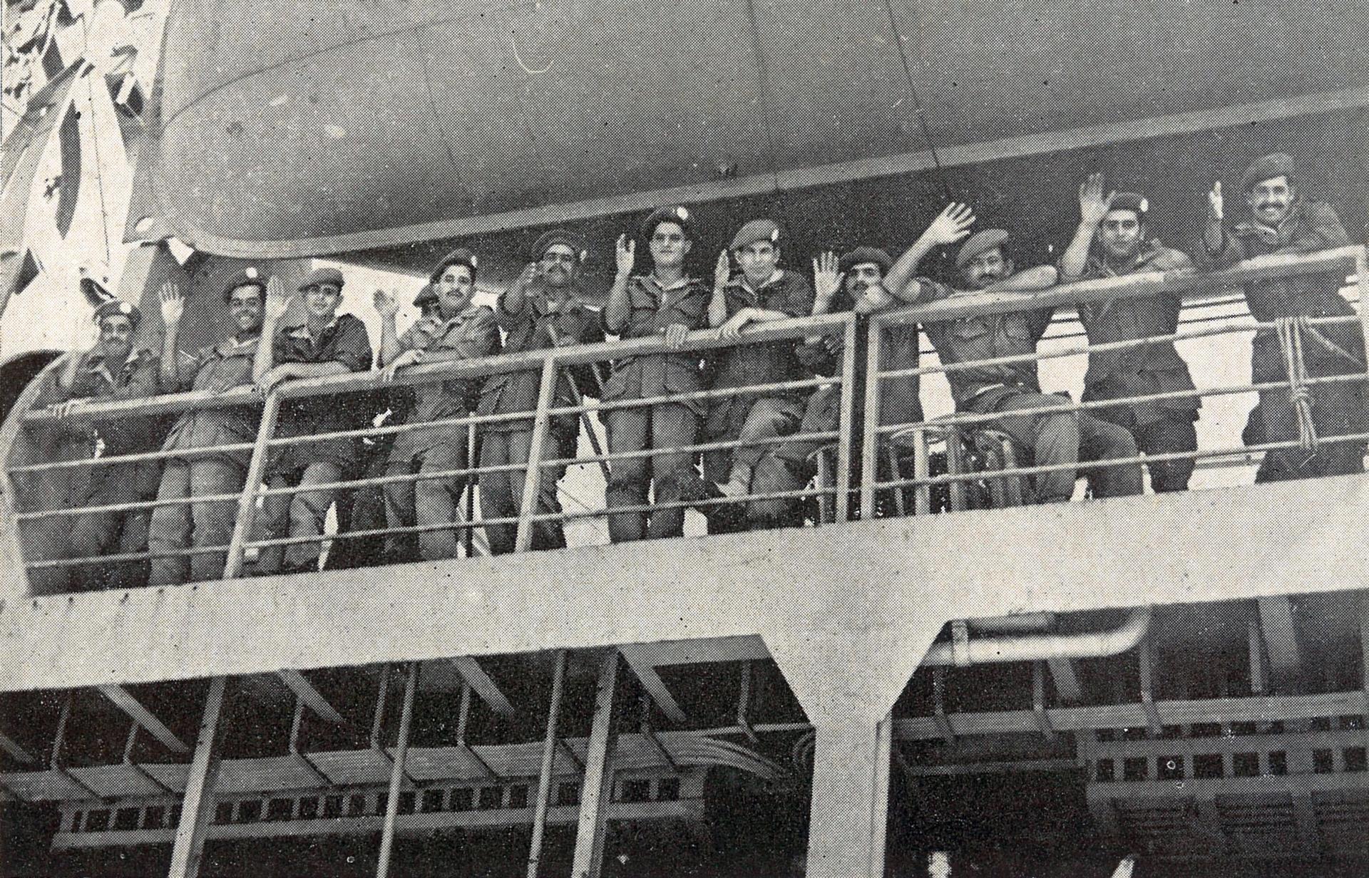 Les Forces Armées Royales au Congo - ONUC - 1960/61 31535620023_169a476f5c_o