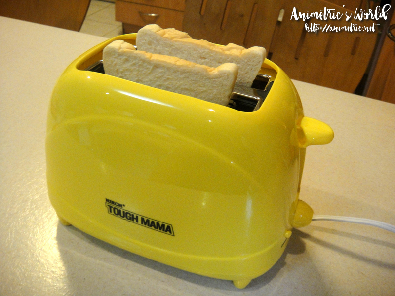 Nikon Tough Mama Bread Toaster