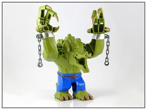 Killer Croc (70907) 05