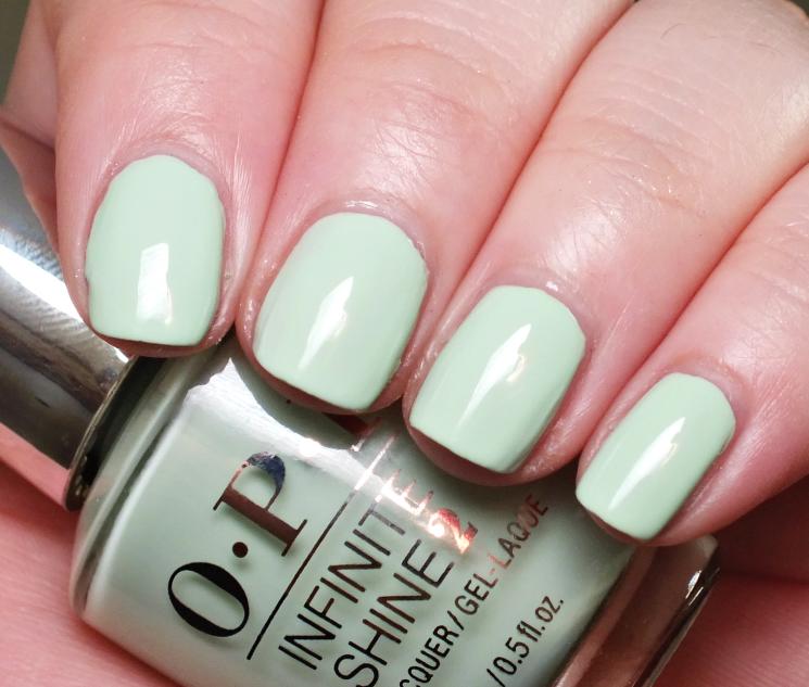 opi infinite shine that's hula-rious