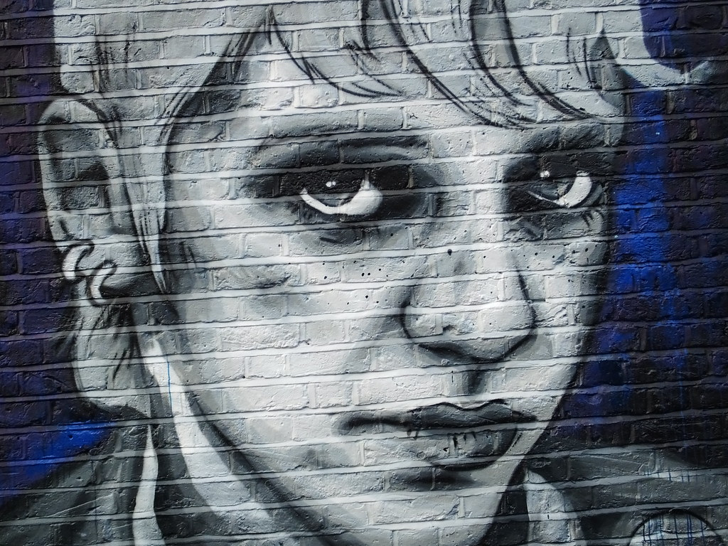 Camden Street Art by Zabou