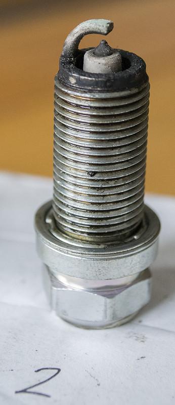 spark plug diagnosis - my350z com