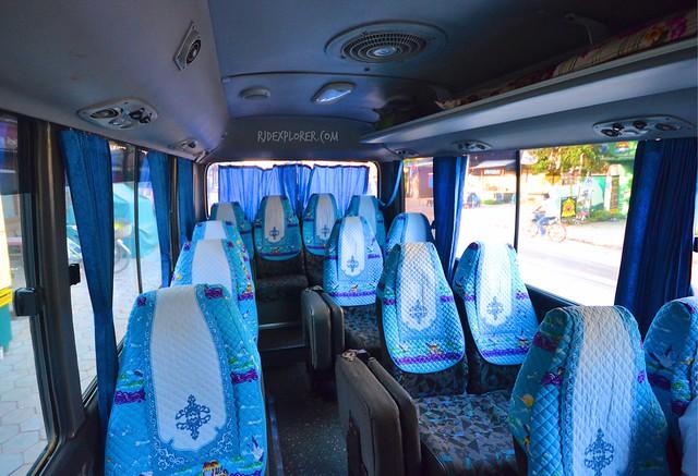 border crossing cambodia thailand bus