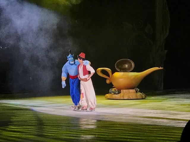 Disney On Ice - Aladdin & Genie