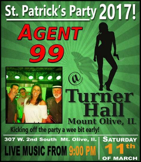 Agent 99 3-11-17
