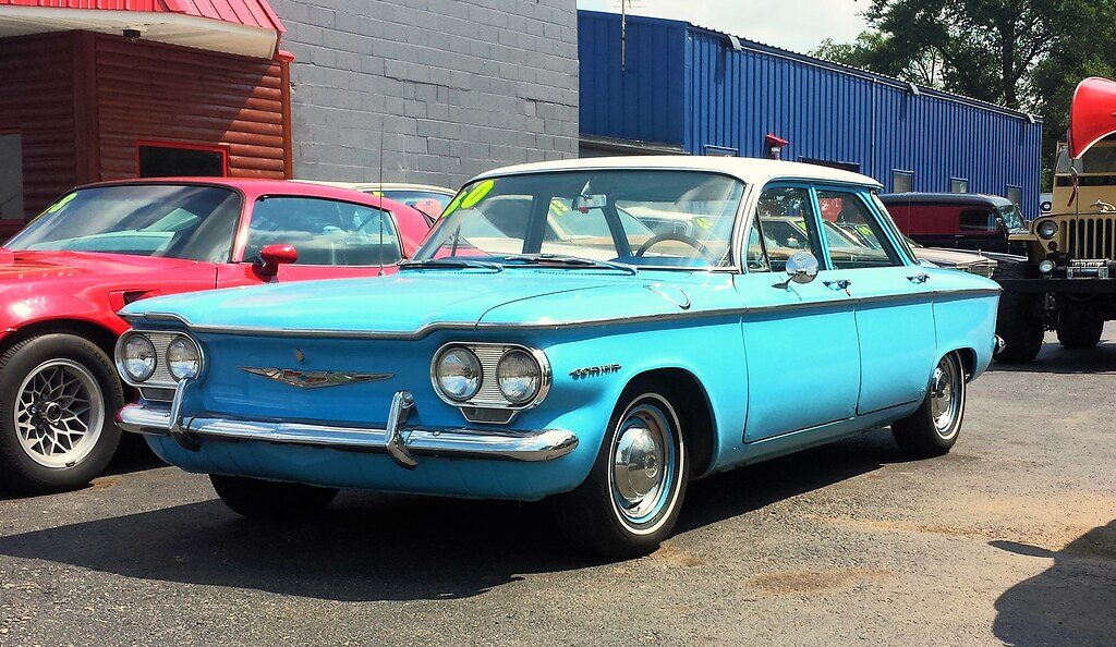 1960 Chevy Corvair