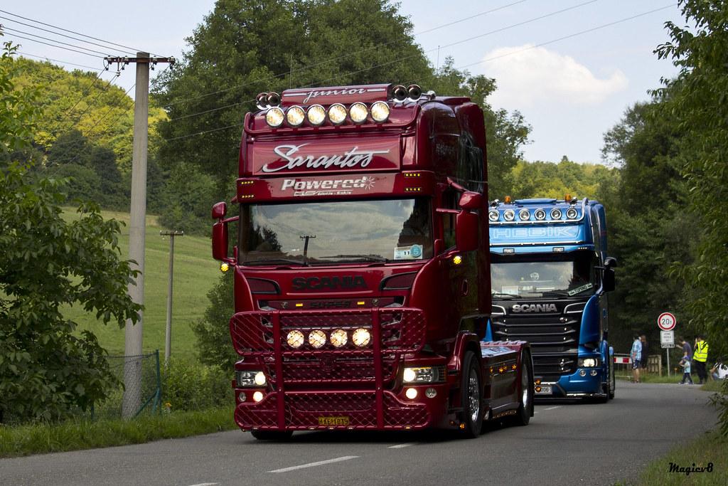 Scania R Streamline Topline Quot Sarantos Junior Quot Gr Flickr