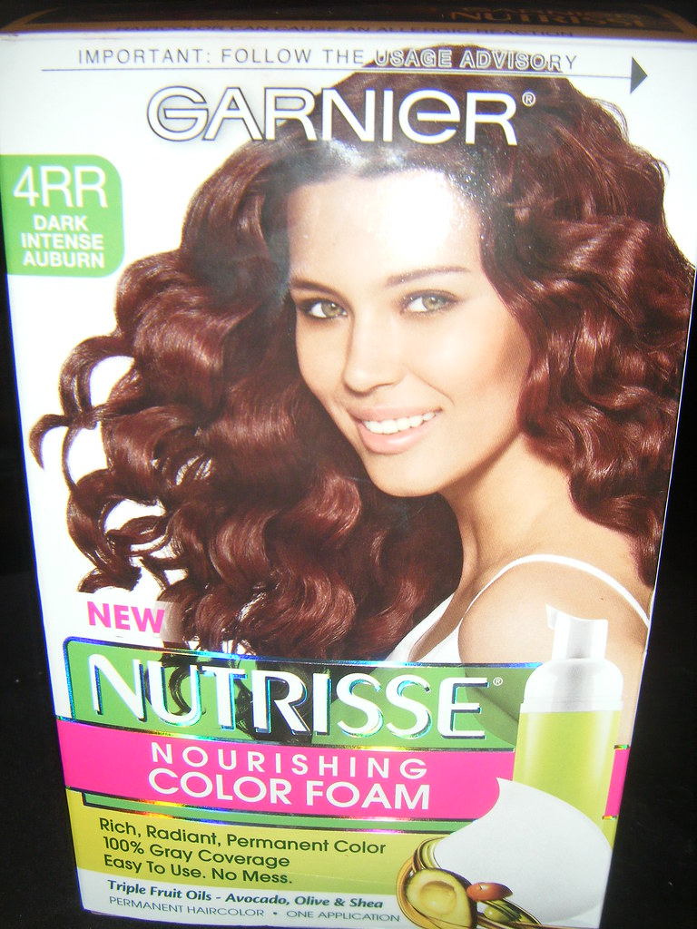 Garnier Nutrisse Foam Hair Color Via Hair Coloring Ideas I Flickr