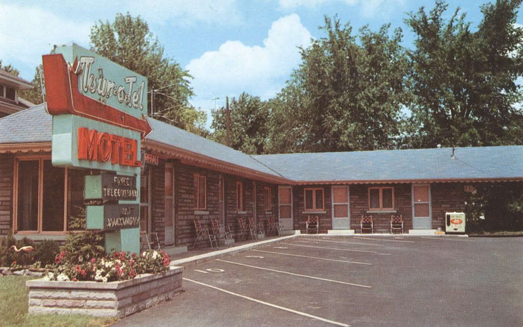 Tour-O-Tel Motel - Niagara Falls, New York