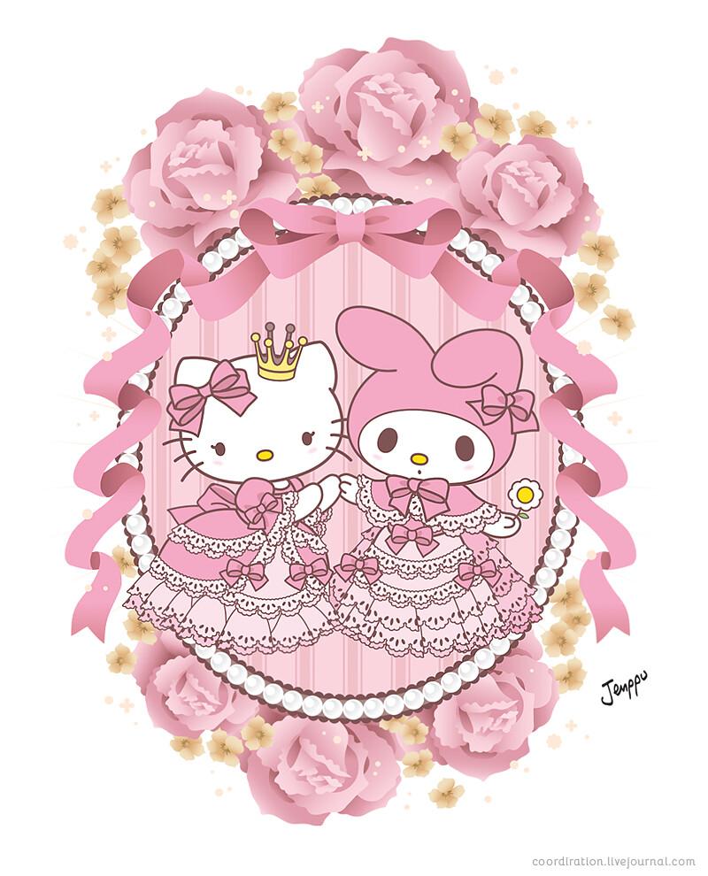 Download Wallpaper Hello Kitty Girly - 21482973563_6077237f7f_b  Image_483122.jpg