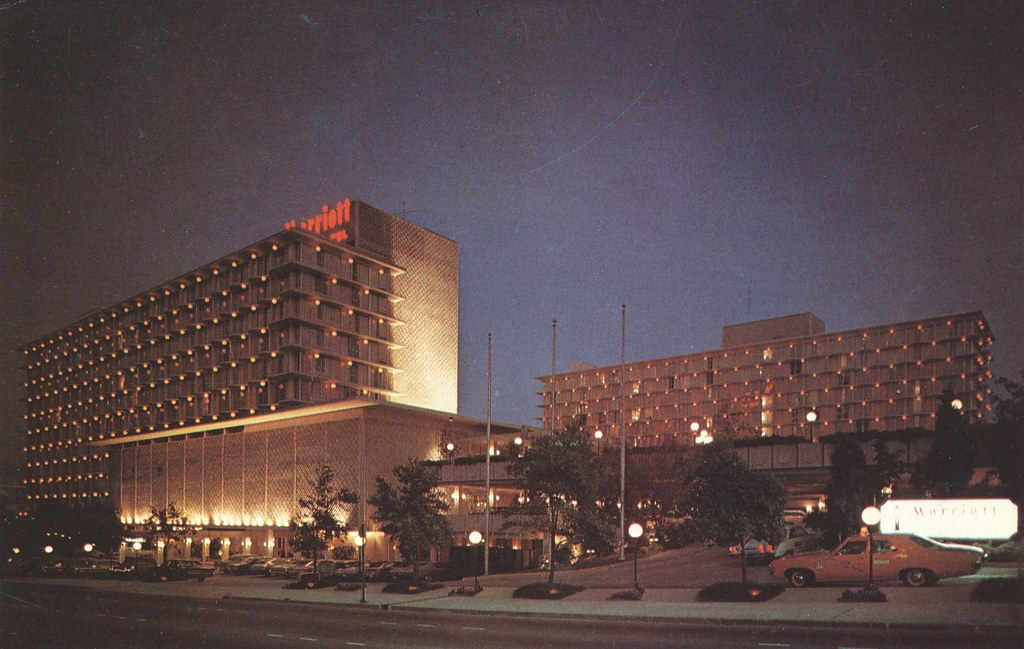 Marriott Motor Hotel - Atlanta, Georgia