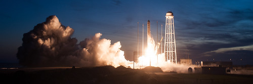 Orbital ATK Antares Launch (201410280015HQ) | by NASA HQ PHOTO