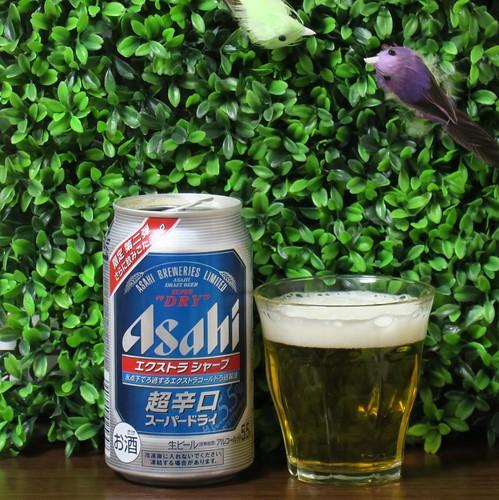 ビール:スーパードライ エクストラシャープ