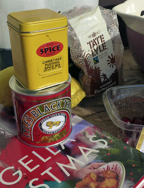 the spice shop christmas pudding mix