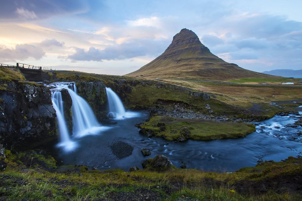 19 najpiękniejszych gór świata. Kirkjufell