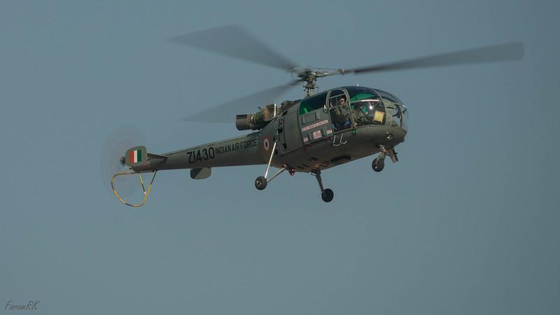 IAF HAL Chetak (Z-1430)