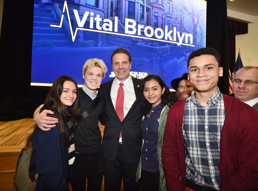 "Governor Cuomo Announces $1.4 Billion ""Vital Brooklyn"" Initiative to Transform Central Brooklyn"
