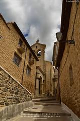 San Martín de Unx (Navarra, España)