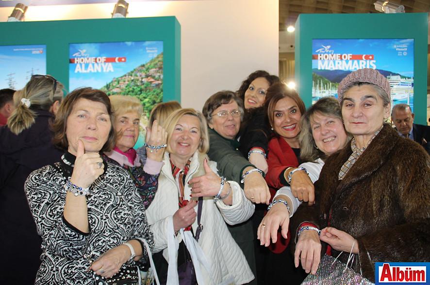 Tanıtımda Alanya Farkı ( Uluslararası Belgrad Turizm Fuarı)5