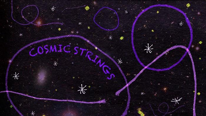 Resultado de imagen de Cuerdas cósmicas