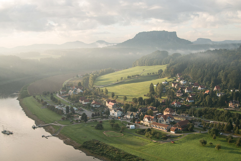 rathen from above