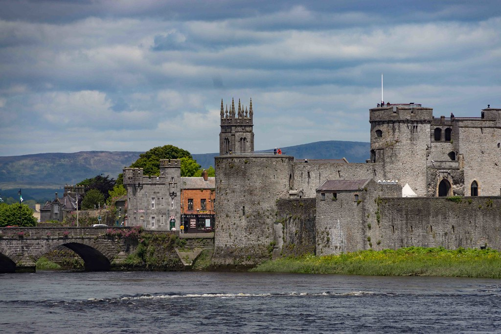 Image result for king john's castle limerick