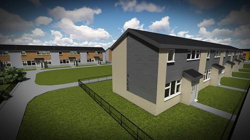Plas Madoc - Modernizing an Estate - Moderneiddio Eich Stad