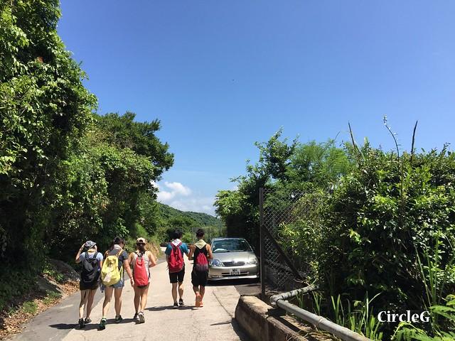 CIRCLEG 香港 遊記 筲簊灣 鶴咀 巴士 (11)