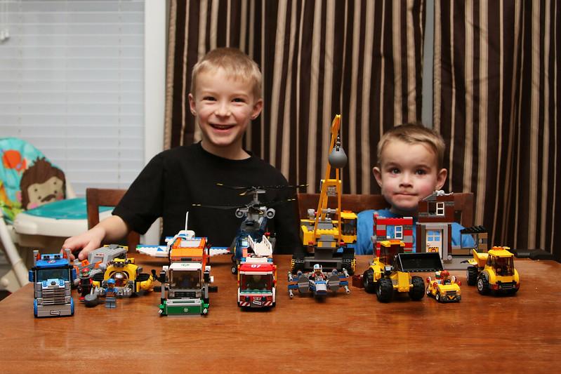 Christmas Lego 2016
