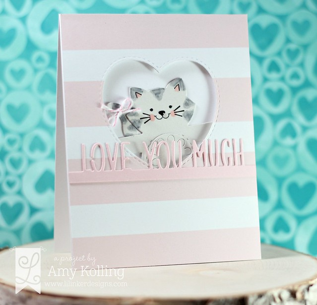 Amy_Kitty Hugger_Love You Much Border