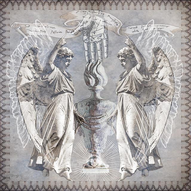 Standing-angel