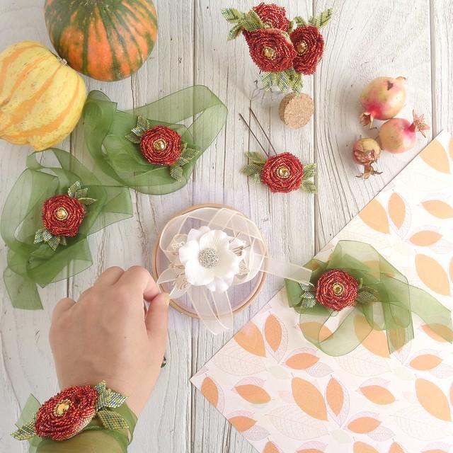 matrimonio-autunno-accessori-sposa-damigelle-colori-preziosi