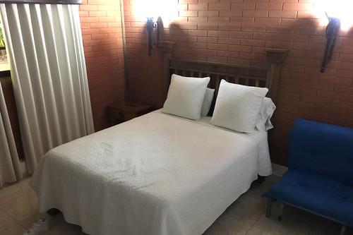30 - Zimmer - Hotel - Jarabacoa - Bett