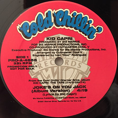 KID CAPRI:JOKE'S ON YOU JACK(LABEL SIDE-A)