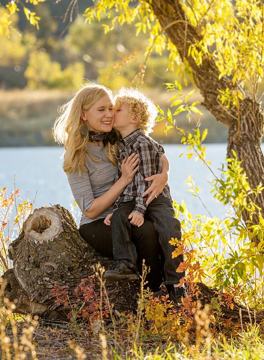 Palmer Lake Child Portrait Photographers