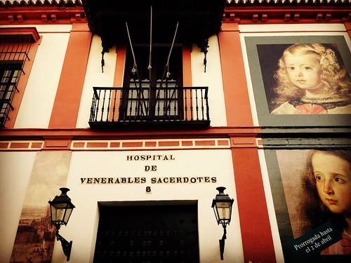 Hospital de los Venerables, Sevilla